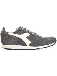 кроссовки со шнуровкой Diadora
