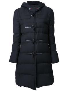 hooded padded coat Loveless