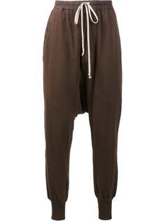 'Prisoner' sweatpants Rick Owens DRKSHDW