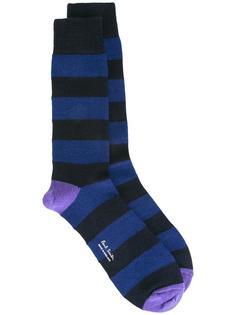 striped socks Paul Smith