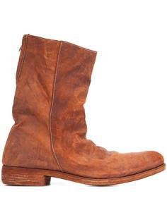 double zipper boots A Diciannoveventitre