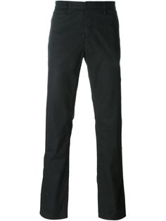брюки свободного кроя Burberry Brit