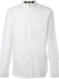 классическая рубашка Burberry Brit