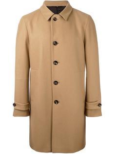 notched lapel coat Hevo