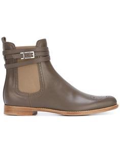 ботинки по щиколотку Unützer