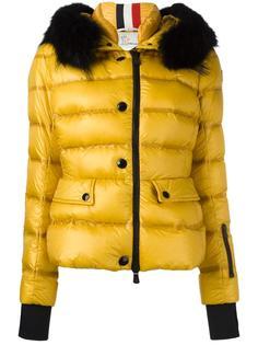 куртка на молнии с капюшоном Moncler Grenoble