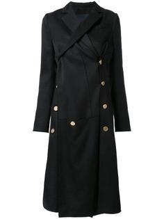 асимметричное пальто Proenza Schouler