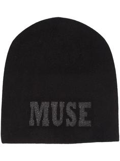MUSE embellished beanie Warm-Me
