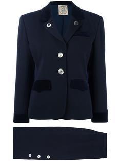skirt & jacket suit  Hermès Vintage