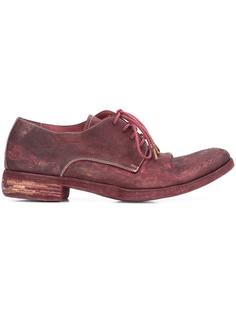 peaked derby shoes A Diciannoveventitre