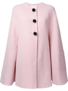 пальто-накидка Roksanda