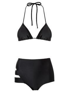 triangle bikini set Giuliana Romanno
