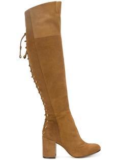 сапоги на шнуровке Rachel Zoe