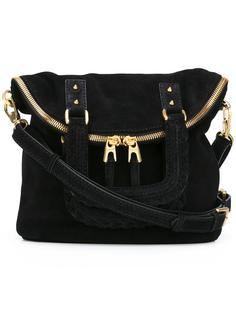 сумка-тоут с ремешками Barbara Bui