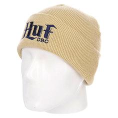 Шапка Huf Authentic Beanies Tan