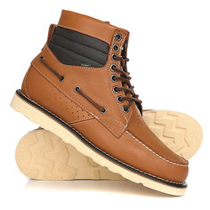 Ботинки высокие Element Hampton Boot Vibram Caramel