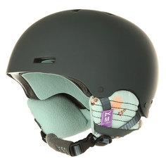 Шлем для сноуборда женский Anon Greta Tiki