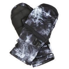 Варежки сноубордические женские DC Seger Tie Dye
