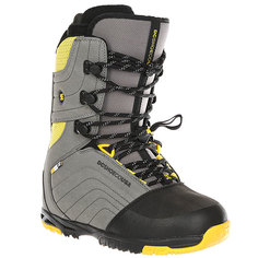 Ботинки для сноуборда DC Scendent Grey/Yellow