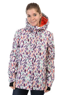 Куртка женская Billabong Akira Printed Ikat