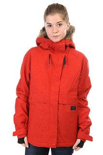 Куртка женская Billabong Tundra Ketchup