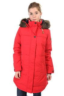 Куртка парка женская Roxy Ellie Scarlet