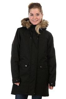 Куртка парка женская Billabong Petra Black