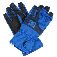 Перчатки сноубордические детские DC Seger Nautical Blue