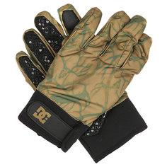 Перчатки сноубордические DC Radian Antlers