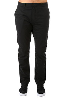 Штаны прямые Quiksilver Everydayunionpa Black