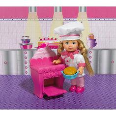 "Кукла ""Еви печет торт"", Simba"