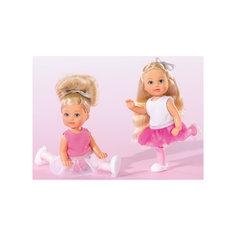 "Кукла ""Еви-балерина"", 12 см, Simba"