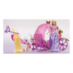 """Кукла """"Штеффи и ее сказочная карета"""", Simba"""