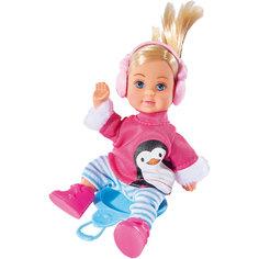 "Кукла ""Еви в зимнем костюме"",12 см, Simba"