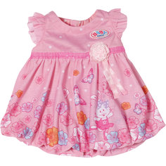 Платье для куклы, BABY born, в ассортименте Zapf Creation