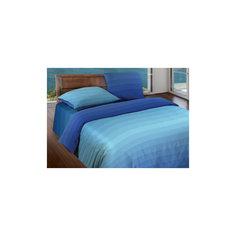 Постельное белье 1,5 сп. Flow Blue БИО Комфорт, Wenge Motion