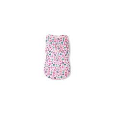Конверт для пеленания на молнии SwaddleMe 2шт., размер S, Summer Infant, бантики