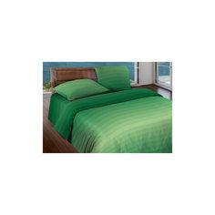 Постельное белье 2,0 сп. Flow Green БИО Комфорт, Wenge Motion