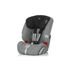 Автокресло EVOLVA 123 Plus 9-36кг., Britax Römer, Steel Grey