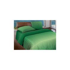 Постельное белье 1,5 сп. Flow Green БИО Комфорт, Wenge Motion