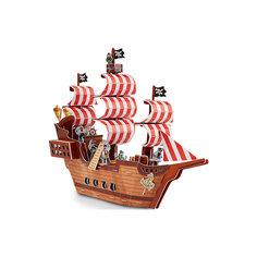 "3D пазл ""Пиратский корабль"", Melissa & Doug"