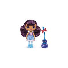 "Кукла со светом и звуком ""Лавендер"", 20 см, Маленькие волшебницы, Spin Master"