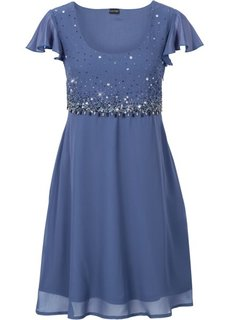 Шифоновое платье (земляничный) Bonprix