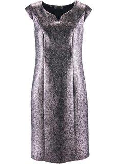 Платье-футляр (золотистый) Bonprix
