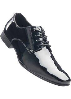 Лакированные туфли (черный) Bonprix