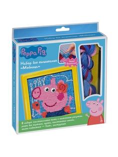 Наборы для вышивания Peppa Pig