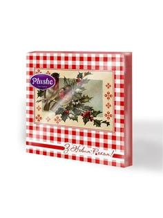 Бумажные салфетки Plushe