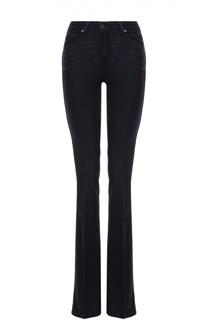 Расклешенные джинсы с завышенной талией Paige