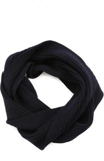 Вязаный шарф из шерсти Dolce & Gabbana