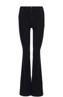 Расклешенные джинсы с карманами Stella McCartney